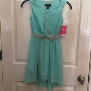 Any Byer mint green sleeveless dress